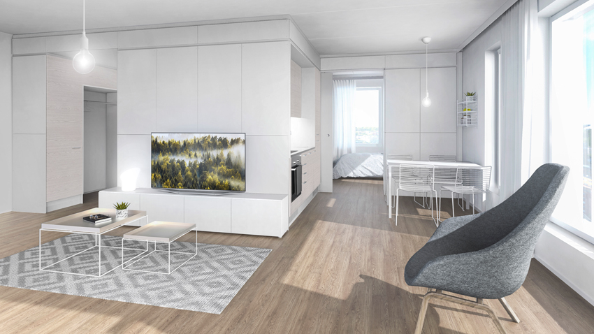 Asuntotyypit | YIT.fi