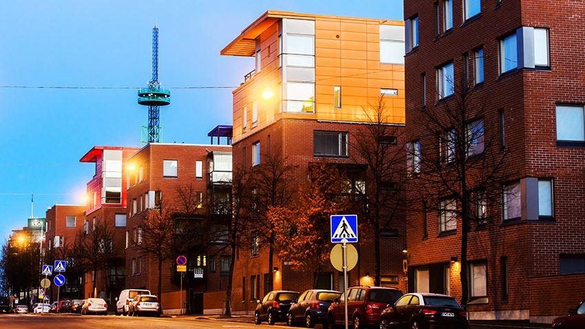 Uudet Asunnot Oulu